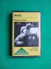 """INXS """"Shabooh Shoobah"""" cassette tape album. 10 tracks"""