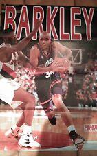 Poster CHARLES BARKLEY - PHOENIX SUNS - NBA - GIGANTI DEL BASKET - NUOVO