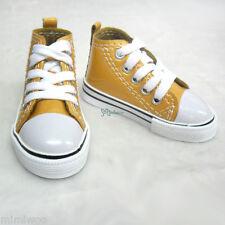 Elf Rainy Ryung Soah Super Dollfie SD13 Boy 1/3 Bjd Shoe Metallic Sneaker ORANGE