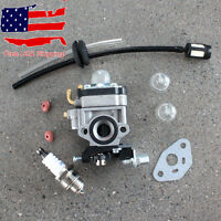 Carburetor For Redmax String Trimmer BC2300DL BC2300LE BC2600 BC2601 Fuel Line