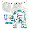 Confettis Gâteau Gamme de Fête D'Anniversaire - Vaisselle Fournitures Ballons &