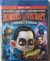Howard Lovecraft & the Undersea Kingdom (2017, 2-Disc Set) BONUSES - Ship Tomor