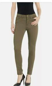 LEE Women's Sculpting Slim Fit Skinny Leg Jean Color Tarmac Size 12 Medium