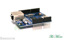 W5100 Ethernet Shield For Arduino Main Board UNO R3 ATMega 328 1280 MEGA2560 1Pc