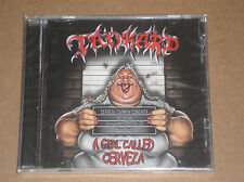 TANKARD - A GIRL CALLED CERVEZA - CD SIGILLATO (SEALED)