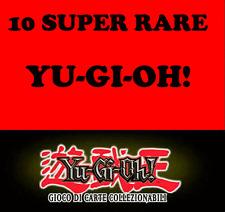 YU-GI-OH! LOTTO 10 SUPER RARE