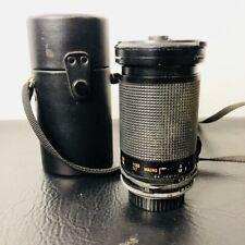 Tamron 35-135mm F/3.5-4.2 w/ Adaptall 2 Mount Minolta and Case