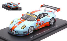 Ebbro 45413 Gulf NAC Porsche 911 Gt300 No.9 Blue (resin) 1/43 Scale