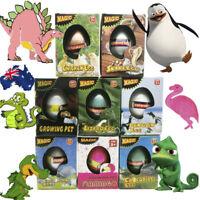 Magic Hatching Dinosaur Egg Growing Animal Hatch Heroes Water pets Kid