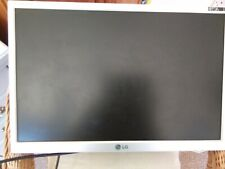 """LG  22""""  WALL MOUNTED COMPUTER SCREEN WITH MOUNT"""