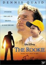 The Rookie (Full Screen Edition) DVD