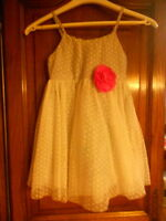 robe fille h&m taille 2/3  ans