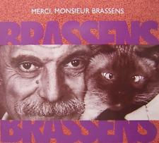 GEORGES BRASSENS - INTÉGRALE  5 CD - Merci Monsieur Brassens - Reader's digest