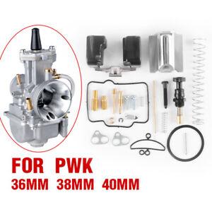 Carburetor Repair Rebuild Kit For 40 38 36mm Carb PWK Keihin OKO Spare Jets Sets