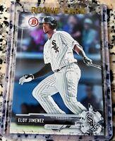 ELOY JIMENEZ 2017 Bowman Rookie Card RC LOT Chicago White Sox HR Power $$ HOT $$