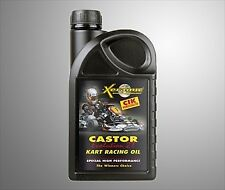 Xeramic Castor Öl Evolution 2T, Kart Rennöl für 2-Takt Motor