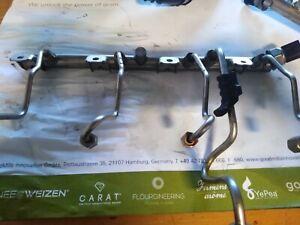 Hochdruckrail mit Sensor 7535897 7537319
