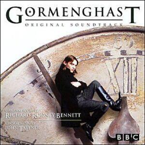 Gormenghast Richard Rodney Bennett John Tavener OOP CD Academy of Ancient Music