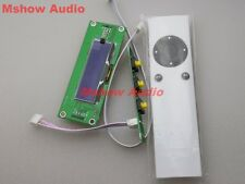 OLED display module with remote control Upgrade to our ES9028  ES9038PRO DAC
