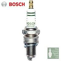 ORIGINALE OE BOSCH 0241240611//W6DC SUPER Candela Confezione da 5