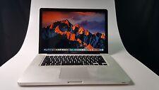 "Apple MacBook Pro 15.4"" Laptop 2.6 - 3.6 Ghz Quad-Core i7 ~ 16GB RAM ~ 512GB SSd"