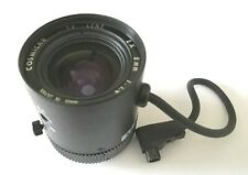 Oem Cosmicar Ex Tv 8mm 1:1.4 Cctv Lens * Made in Japan - Mint Condition!