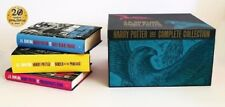 J.K.Rowling Harry Potter The Complete Collection 7 Books Box Set NEW