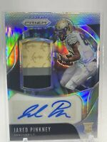 2020 Chronicles Draft Picks Jared Pinkney RC Spectra Patch Auto Prizm #/99
