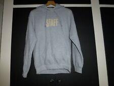 1 men's grey Gildan hoodie size 40in chest.