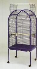 Gabbia voliera pappagalli ESOTICI COCORITI CALOPSITE uccelli metallo H 160 cm