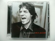 The Very Best Of Mick Jagger (CD + DVD, 2007, 2-disc set)