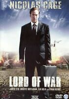 DVD ☆ LORD OF WAR ☆ NICOLAS CAGE ☆ NEUF
