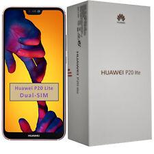 BNIB Huawei P20 Lite 64GB ANE-LX1 Pink Dual-SIM Factory Unlocked 4G Simfree