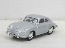 Porsche 356 Coupé in silbermetallic, ohne OVP, Brumm, 1:43