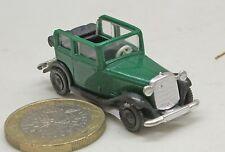 Brekina  1102:  Opel P4   offen,  grün    (5074)