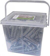 SAC Electronics-ANTENNA PARABOLICA Bullone di fissaggio a muro Pack e spine crudo, 10 x 50mm