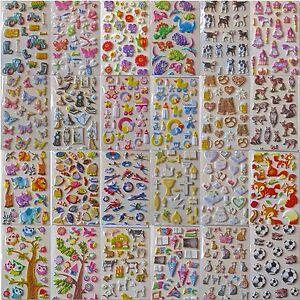 CREApop Softysticker Sticker Hobbyfun Kinder wahlweiseBasteln