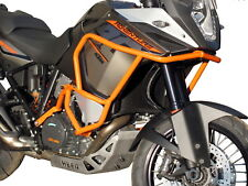 Defensa protector de motor Heed KTM 1190 / 1050 ADVENTURE - naranja + Bolsas