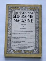National Geographic Magazine - June 1924 - Norway And The Norwegians