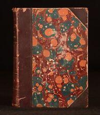 1852 2 vol in 1 History of Henry Esmond William Thackeray