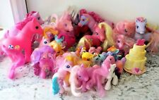 MIXED 26PC. LOT OF MY LITTLE PONY'S