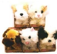 Scruffies Little Loving Babies Plush Mini Cats & Dogs Which Pet Will You Adopt