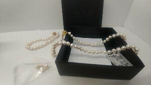 Pili Pala Freshwater Pearl 3pc Jewellery Set