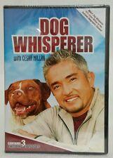 Dog Whisperer With Cesar Millan Volume 2 (3 Exciting Episodes DVD) New Sealed!