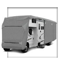 Wohnmobil- Schutzhülle Plane Schutzhaube Caravan Abdeckplane Wintergarage 870 cm
