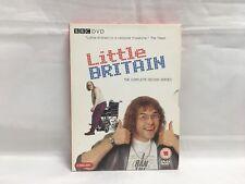 BBC Little Britain - The Complete Second Series DVD PAL Region 2