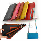 Genuine EEL Skin Wallet Handbag Clutch Travel Shoulder Crossbody Mini Bag