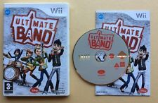 Jeu WII ULTIMATE BAND Disney pour console NINTENDO WII