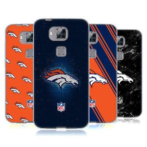 OFFICIAL NFL DENVER BRONCOS ARTWORK SOFT GEL CASE FOR HUAWEI PHONES 2
