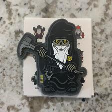 5.11 Tactical Grim Reaper Breacher Gnome 3D PVC Morale Patch Blind Pack Series 2